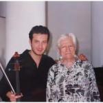 with Francis Miroglio – Ingolstadt (Germany)