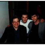 with Itzhak Perlman and  Maurizio Annunziata – Roma
