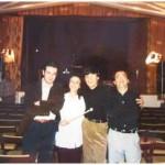with Facchini, Rogliano and Arbonelli – Stockholm (Sweden)