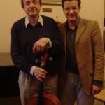 with Perényi Miklós – Budapest (Hungary)