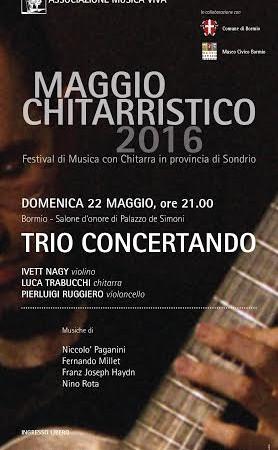 Trio Concertando- Tour