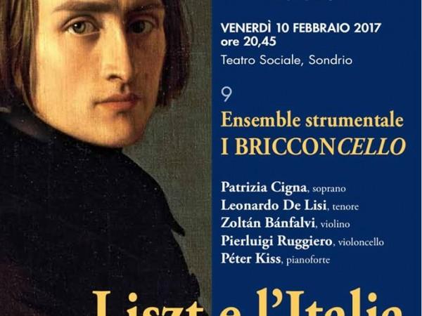 "I Bricconcello ""Liszt e L'Italia"" – 130°"
