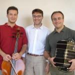 with Giuliano Di Giuseppe and Massimiliano Pitocco – Pescara