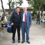 with Rubens Piovano – Rio de Janeiro (Brazil)