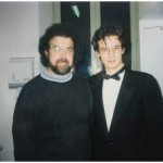 with Riccardo Muti – Firenze
