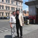 with Aldo Brizzi – Modena