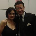 with Monica Benvenuti – Roma
