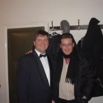 with Oncay Csaba – Budapest (Hungary)