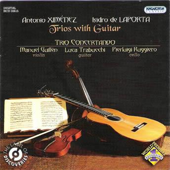 Trios with Guitar
