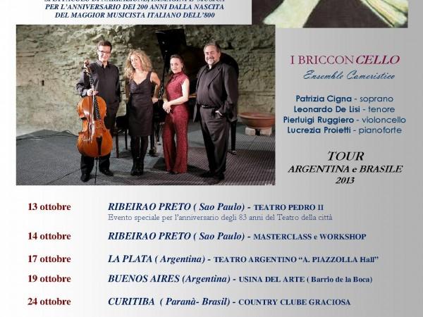"""I Bricconcello-""""Buon Compleanno Maestro Verdi"""""""