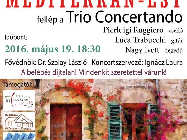 Trio Concertando-Tour