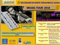 Brasilian Tour 2018 - Rio Grande do Norte, Pernambuco, Ceara